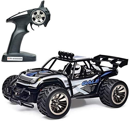 QTWW RC Rennwagen für Kinder, 1:16 4WD Offroad ferngesteuertes Auto Multi Terrain Monster Truck Buggy...