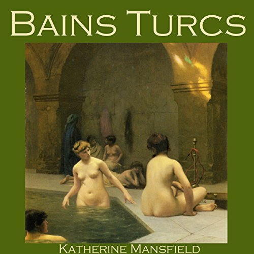 Bains Turcs audiobook cover art