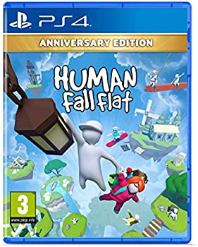 Human: Fall Flat Anniversary Edition for PS4 or XBox One
