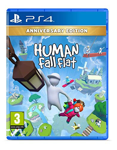 Human Fall Flat Anniversary Edition (PS4)