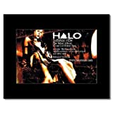 HALO - Lunatic Ride Matted Mini Poster - 21x13.5cm