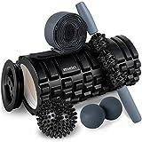 Starwood Sports rullo di schiuma Lacrosse Massaggio Palla e Spiky Ball Massaggio Stick