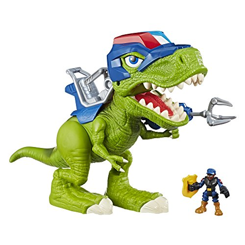 Playskool Figuras Trooper Suario y Bobby Badge Chomp Squad