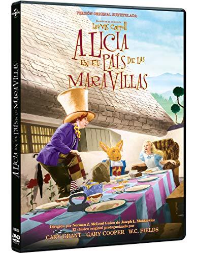 Alicia en el País de las Maravillas (1933) (VOS + Poster Clásico)...