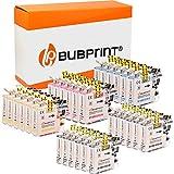 Bubprint Kompatibel Druckerpatronen als Ersatz für Brother LC-123 für DCP-J132 DCP-J152 W DCP-J4110 DCP-J552 DCP-J752 DW MFC-J245 MFC-J4410 MFC-J4510 MFC-J470 MFC-J6520 MFC-J6720 MFC-J870 DW 30er-Pack