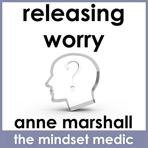 Releasing Worry audiobook cover art