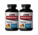 Natural Appetite suppressant for Women - African Mango Lean Extract - African Mango Cleanse - 2 Bottles 120 Capsules