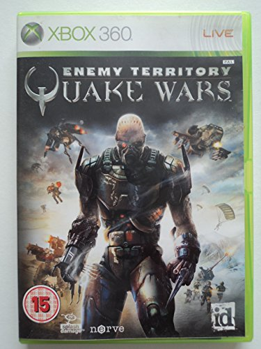 Enemy Territory Quake Wars 360