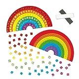 Baker Ross AF400 Rainbow Mosaic ...