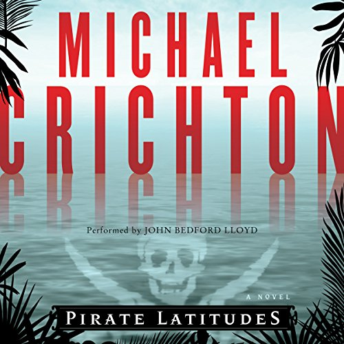Pirate Latitudes audiobook cover art