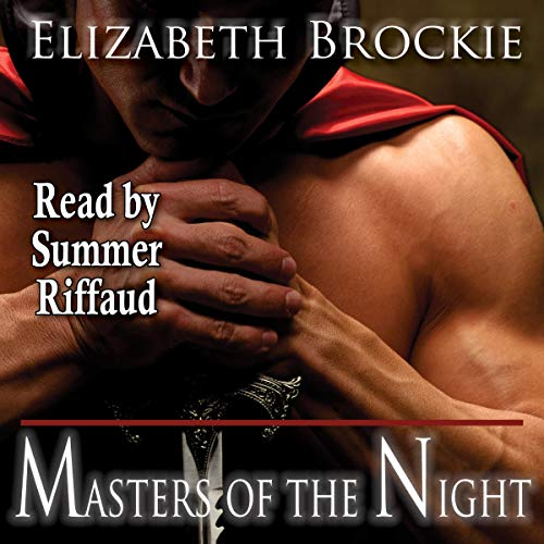 Masters of the Night audiobook cover art