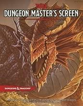 D&D Dungeon Master's Screen (D&D Accessory)