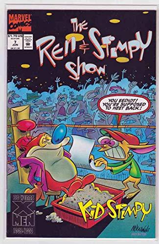 The Ren & Stimpy Show #7 (1993)