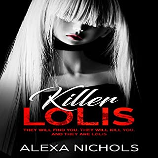 Killer Lolis audiobook cover art