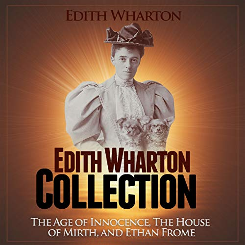 『Edith Wharton Collection』のカバーアート