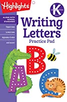 Kindergarten Writing Letters (Highlights Learn on the Go Practice Pads)