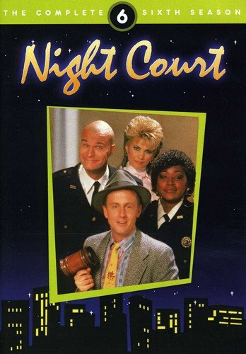 Night Court: Season 6 [RC 1]