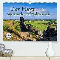 Der Harz - Sagenumwoben und Wildromantisch (Premium, hochwertiger DIN A2 Wandkalender 2022, Kunstdruck in Hochglanz): Eine Bilderreise durch den Harz (Geburtstagskalender, 14 Seiten )