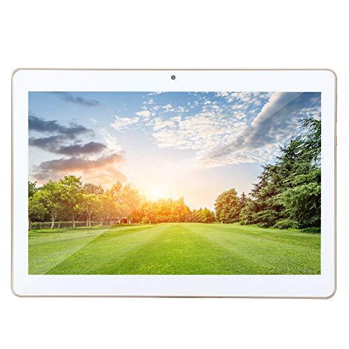 2021 Nueva Tableta Procesador Octa-Core de 10 Pulgadas, Tableta de 3G Wifi con ROM de 16 GB/ExpansióN de 128 GB, Tableta HD con CáMara Dual/Llamada de TeléFono 3G /GPS/Bluetooth (02)