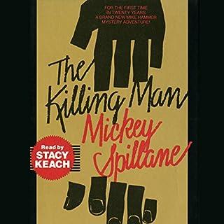 Killing Man audiobook cover art