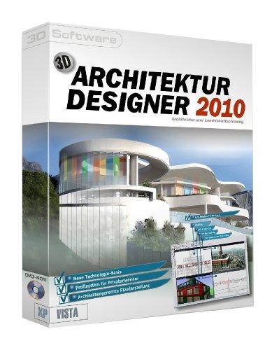 3D Architektur Designer 2010 [Edizione : Germania]