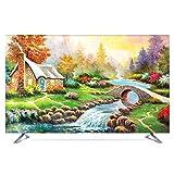 HBLZG TV- Estuche Protector Antipolvo Protector de Pantalla Antipolvo y antifouling Decoración de Accesorios de TV de Interior (Color : A, Size : 32 Inch)