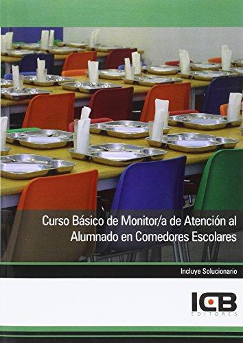 Curso Básico de Monitor/a de Atención al Alumnado en Comedores Escolares