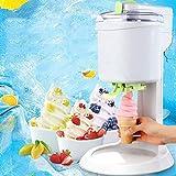 COMY Eismaschine, Softeismaschine, Vollautomatische -Eisbereiter, Zubereitung in 20 Minuten, 1 Liter...