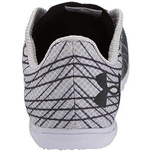 Under Armour Unisex Kick Distance 3 Running Shoe, Halo Gray (101)/Mod Gray, 8 US Men