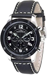 Zeno - Watch Reloj Mujer - Screws 5030 Cronógrafo - 9530Q-SBK-h1