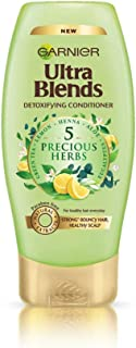 Garnier Ultra Blends Conditioner, 5 Precious Herbs, 175ml