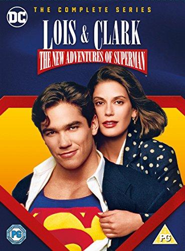 Lois & Clark - The New Adventures Of Superman: Complete Series [Edizione: Regno Unito] [Reino Unido] [DVD]