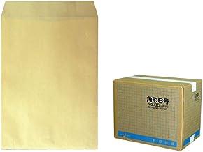 角6封筒 クラフト 70g 500枚 (K60700)