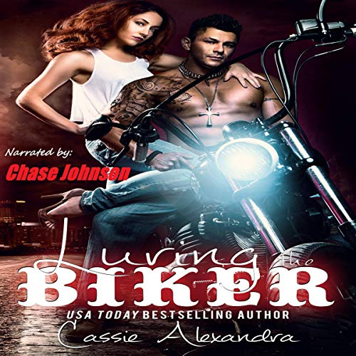 Luring the Biker  cover art