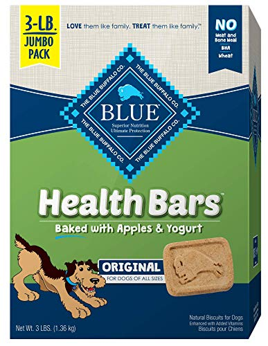 Blue Buffalo Dog Treats Review