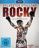 Rocky - Complete Saga [Alemania] [Blu-ray]