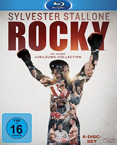 Produktbild von Rocky - Complete Saga [Blu-ray]
