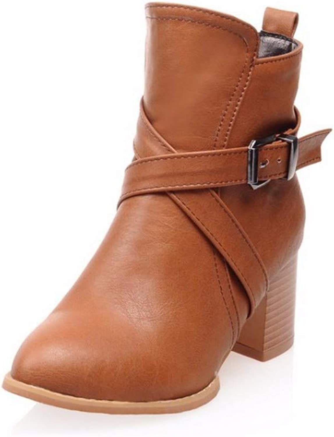 The Code and Pointed Boots Boots Short Soft Soled high-Heeled shoes