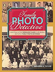 Family Photo Detective genealogy book