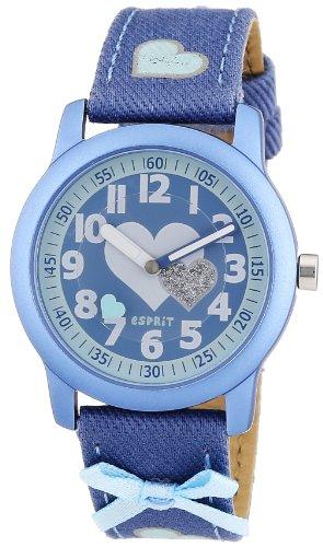 Esprit Mädchen-Armbanduhr Petite Analog Plastik A.ES000CD4041