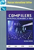Compilers - Principles, Techniques and Tools by Alfred V. Aho (2006-09-22) - Pearson; 2 edition (2006-09-22) - 22/09/2006