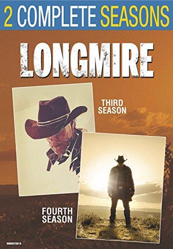 Longmire: Seasons 3 & 4