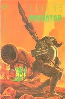 Aliens Vs. Predator #1 June 1990