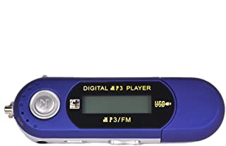 KESOTO 8GB MP4 MP3 Music Media Video Player Slim LCD FM-Radio Recorder EBook UK