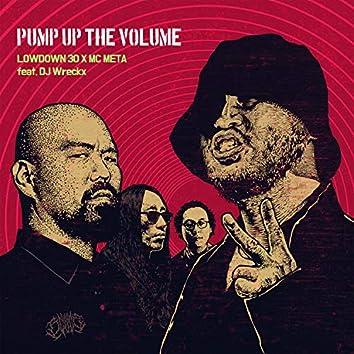Pump Up The Volume! (feat. DJ Wreckx)