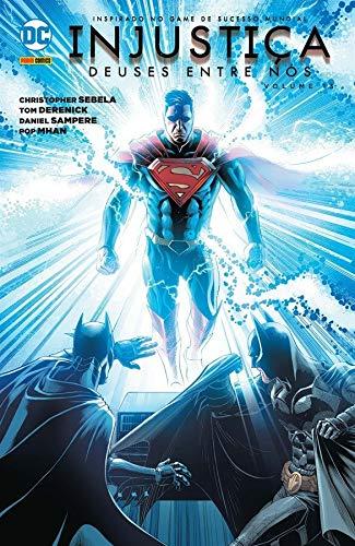 Injustiça - Volume 13: Deuses Entre Nós