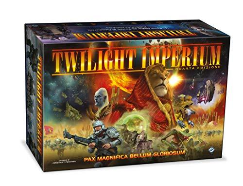 Asmodee - Twilight Imperium, Quarta Edizione, Gioco da Tavolo, Edizione in Italiano, 9870