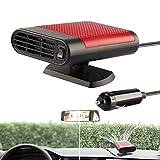 boqq 12V Portable Car Heating Heater Fan Window...