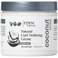 Eden BodyWorks Coconut Shea Curl Defining Creme, 16oz