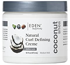 DEFINE CURLS: Keep curls highly defined without crunch or build up. This Creme our top styler for thick curls and coils MOISTURIZE: Coconut Oil, Shea Butter, Aloe, Avocado Oil + other great ingredients absorb into the hair and work together to hydrat...